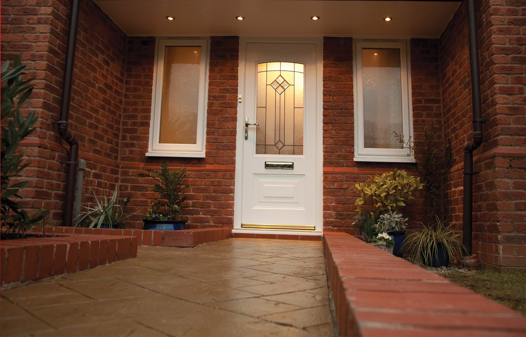 UPVC Doors Cambridge Double Glazed Doors