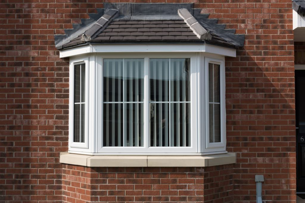 Upvc bow and bay windows peterborough bay window prices for Thermal windows prices