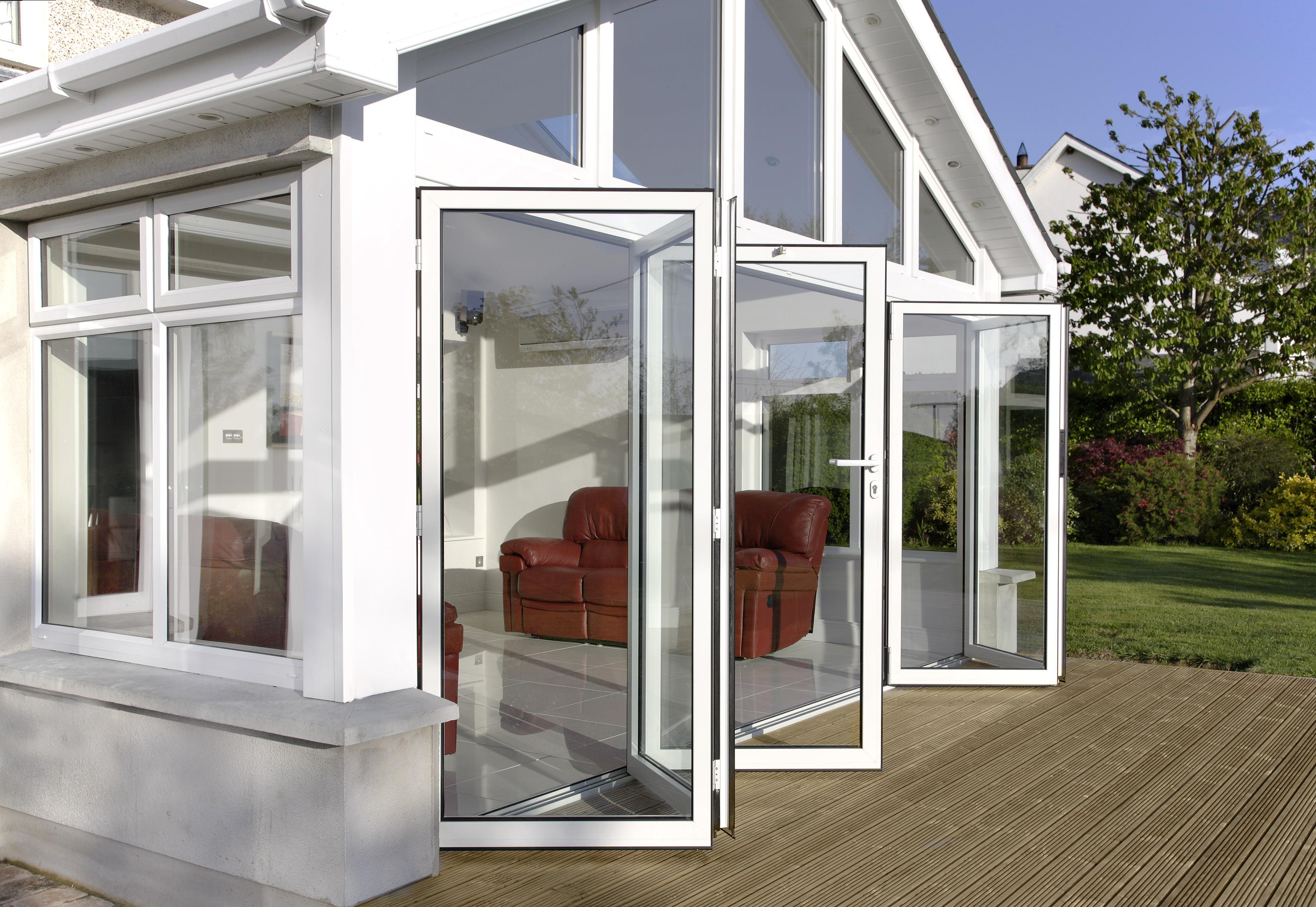Bi-Fold- doors