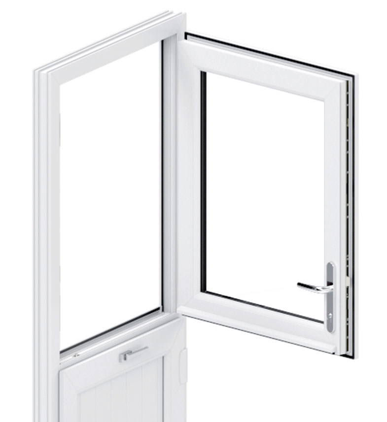 Double Drip Bars  sc 1 st  WFS Anglia & uPVC Stable Doors in Peterborough | Stable Door Prices