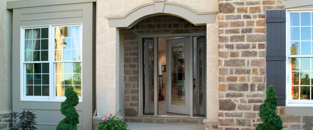 UPVC FRONT DOORS