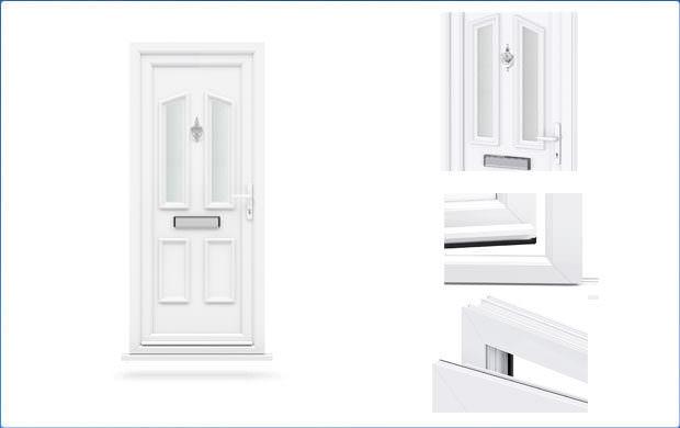 uPVC Front Doors Peterborough | Exterior Door Prices