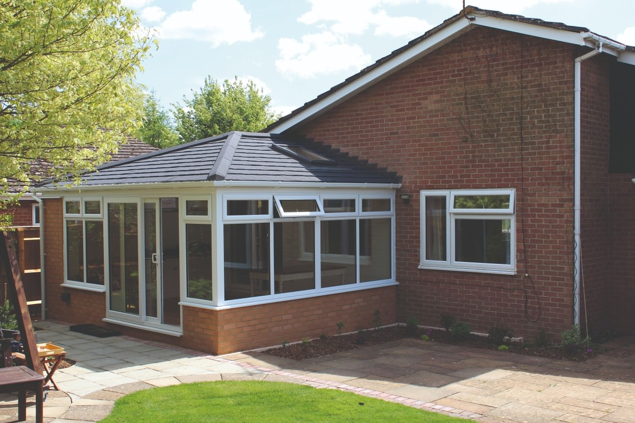 conservatory roofs peterborough